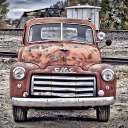 angeleyesimages landscape truck trucks vintage