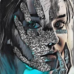 fromthemindof madewithpicsart glitter glittery glitterbrush freetoedit srcglitterbrushstroke glitterbrushstroke
