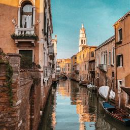venice italy travel background backgrounds freetoedit