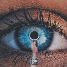 eye eyeedit coffee surreal freetoedit