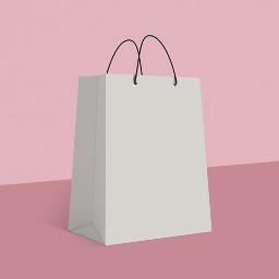 mockup bag bolsa