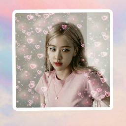 freetoedit rosesarebeautiful rosespink roseannepark parkchaeyoung