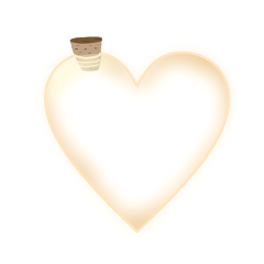 heart love glass magic createfromhome freetoedit ftestickers