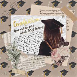 college school girl grad graduation freetoedit rcclassof2020