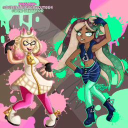splatoon offthehook pearl marina octoexpansion