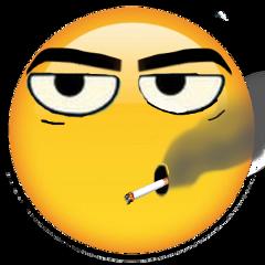 freetoedit dontsmoke emoji unhealthy