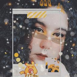 aesthetic yellow freetoedit