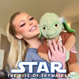yoda starwars riseofskywalker freetoedit