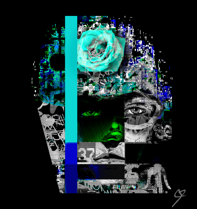 """Frida Uploaded"" #art #abstract #original #lit #frida #matrix #paonly #freetoedit"