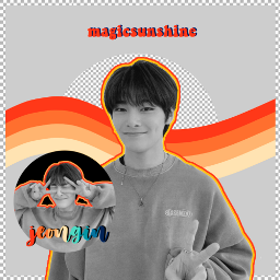 freetoedit jeongin kpop straykids edit