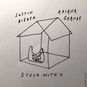 STUCK WITH U out now!!! It's so cute I'm in love with it and I hope you guys enjoy it as much as i do ♡   #stuckwithu #justinbieber #arianagrande #ari #justin #ariana #newmusic #song #freetoedit