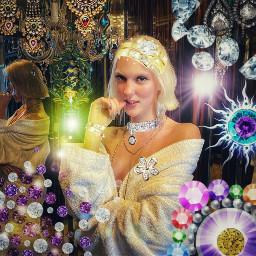 freetoedit girl beauty portrait jewel