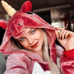 freetoedit edit carolbresolin unicornio kwaii
