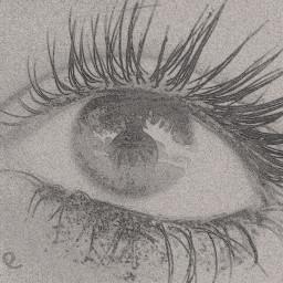 drawing freetoeditremix eye