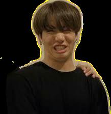 freetoedit bts meme jk jungkook