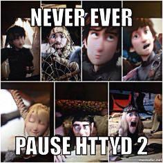 never.   #httyd #httydcrack #httydmeme #meme #hiccup
