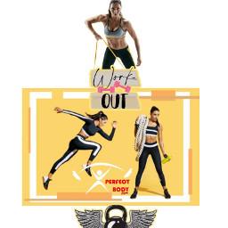 freetoedit fanartofkai gym fitness workout ccfitsart fitsart