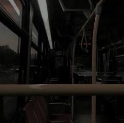 aesthetic bus black aestheticbus aestheticblack
