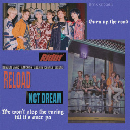 nct nctdream nctdreamridin