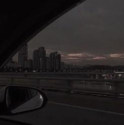 aesthetic black sunset aestheticblack aestheticsunsae