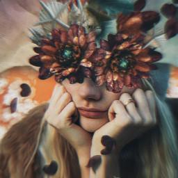 freetoedit madewithpicsart surreal myedit creative ecflowereyes flowereyes