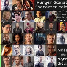 hungergames characters god elite average