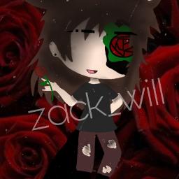 roses gachapose edit gachalife gachalifeedit