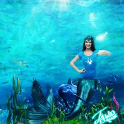 freetoedit mermaid bipolarbabydeer fawnelainedesigns digitalartwork srcunderwaterroyalty underwaterroyalty