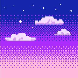 freetoedit vaporwave pixel pixeleffect pixelart