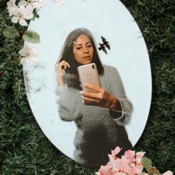 mirror selfie cut stickers edit filter madewithpicsart