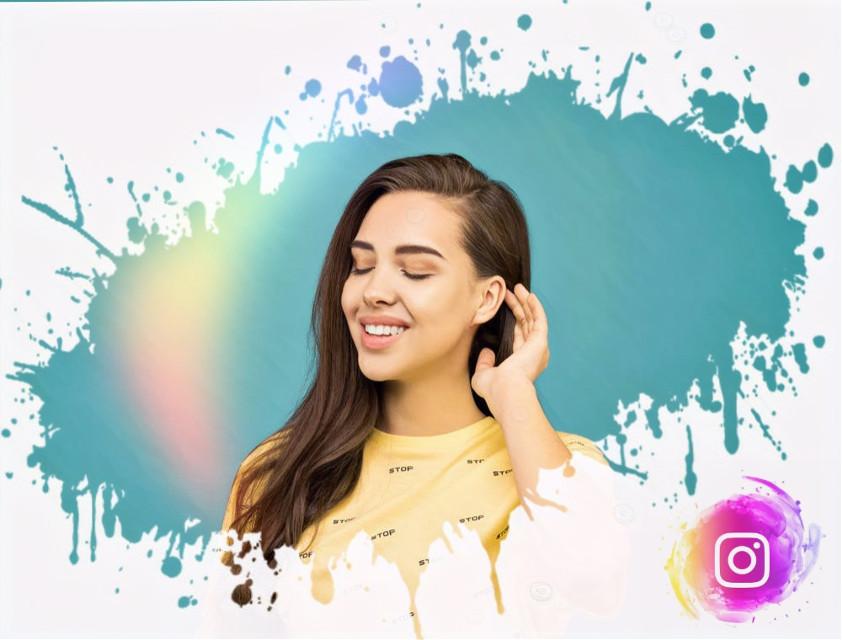 #freetoedit #splash #dripping #rainbow #aesthetic #replay #remixed