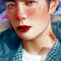 jackson wang jacksonwang manip smudge