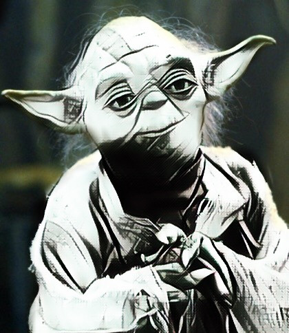 #yoda #freetoedit #opposites Go follow @the-jedi-order and everyone in it.      Don't tell me we're starting with this again.