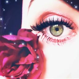 freetoedit rose greeneyes