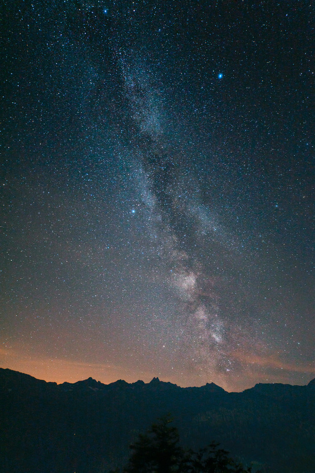 Get inspired, then get creative! Unsplash (Public Domain) #sky #stars #galaxy #background #backgrounds #freetoedit