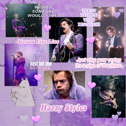 freetoedit harrystyles purpleaesthetic edit