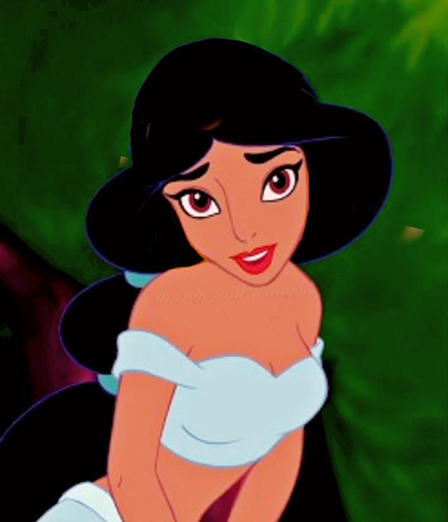 Jasmine without her headband and earrings . . .  #freetoedit  #jasmine #princess #princessjasmine #disney #jasminedisney #disneyprincess #jasmineedit #jasminedisneyedit #princessjasmineedit #disneyprincessedit #disneyanddragons