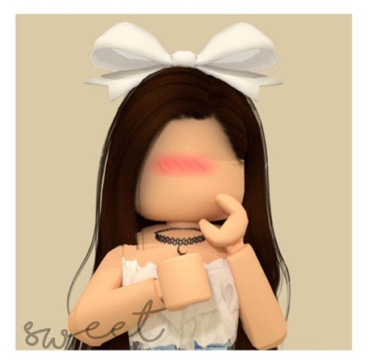 Aesthetic Users For Girls Roblox Aesthetic Roblox Cute Avatar Girl Image By Harper