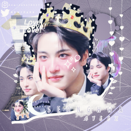 freetoedit seonghwa ateez home edit tag🌟 @sftyoons