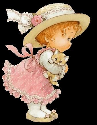 #freetoedit #baby #littlegirl #cute #cartoon  #kitty #kitten
