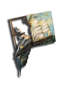 freetoedit картина art корабль ship