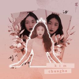 ioi chungha kimchungha ioichungha kimchunghaedit