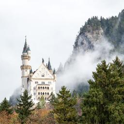 neuschwanstein castle germany background backgrounds freetoedit