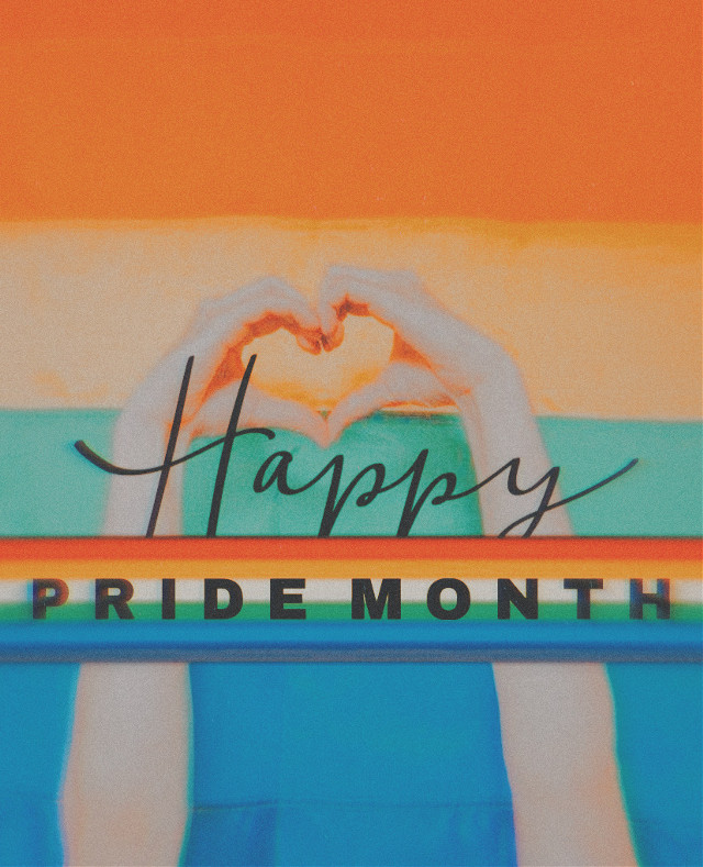 HAPPY PRIDE MONTHHHH!!! happy pride to every single member of the lgbtqia+ community and straight ally. You are valid and supported no matter what you identify as gender or sexuality wise, and ALL straight allies are APPRECIATEDD!! 🏳️🌈❤️🧡💛💚💙💜 #loveislove #lgbtqia+ #pride2020 #gayisokay #youarevalid #happypridemonth