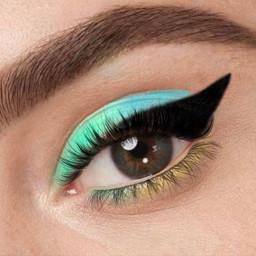 freetoedit eye eyelash eyelashes eyeshadow freetoeditedited