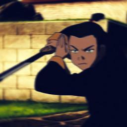 sokka samurai avatar avatarthelastairbender