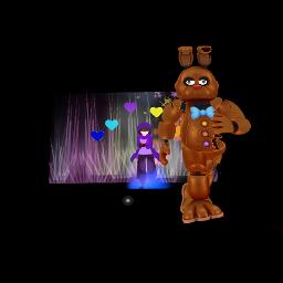 bunny chocolatebonnie fnaf vrchat meme
