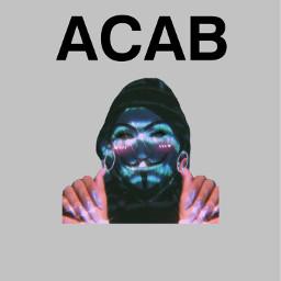 blacklivesmatter acab blm 1312 anonymous freetoedit