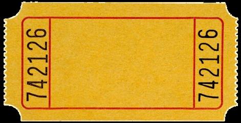 stickersjani jani paper ticket vintage freetoedit