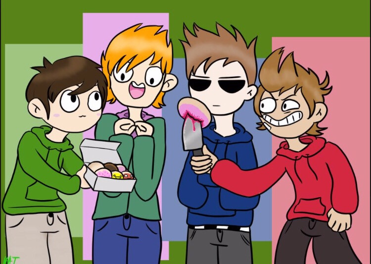 #eddsworld  #edd #matt #tom #tord